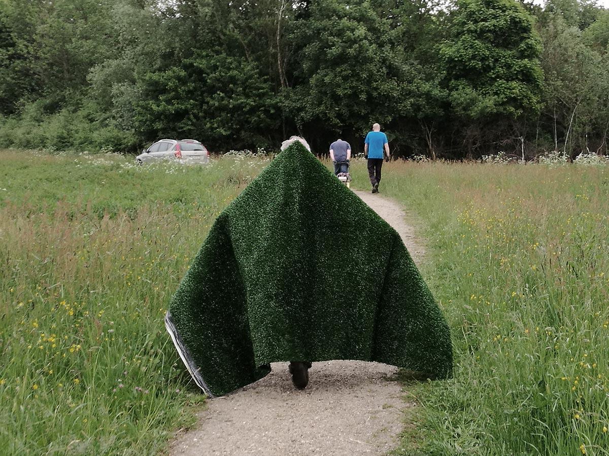 Kunstgræs på vej